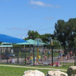 Bagdad pool and splash park
